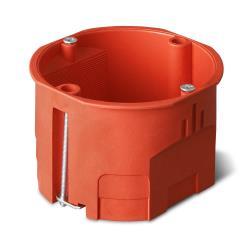 Hohlwanddose Abzweigdose Hohlraumdose Schalterdose Ø 60 x 47 mm, für 68mm Loch