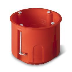 Hohlwanddose Abzweigdose Hohlraumdose Schalterdose Ø 60 x 63 mm, für 68mm Loch
