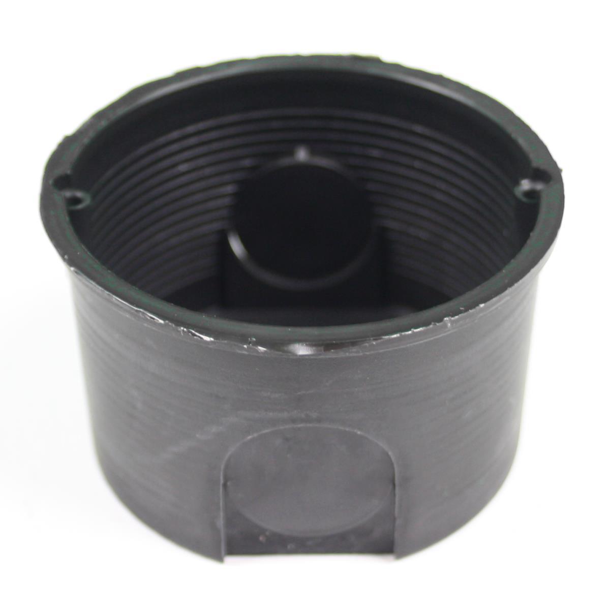 Unterputzdose Schalterdose Ø 60 x 41 mm schwarz,Elektro-Plast,0202-00, 5901130480036