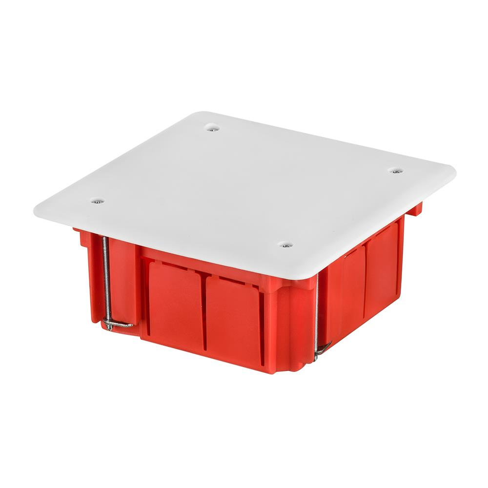 Hohlwand Unterputz Abzweigkasten 105x105x50 Abzweigdose, UP Gehäuse,Elektro-Plast,0262-00, 5907569158874