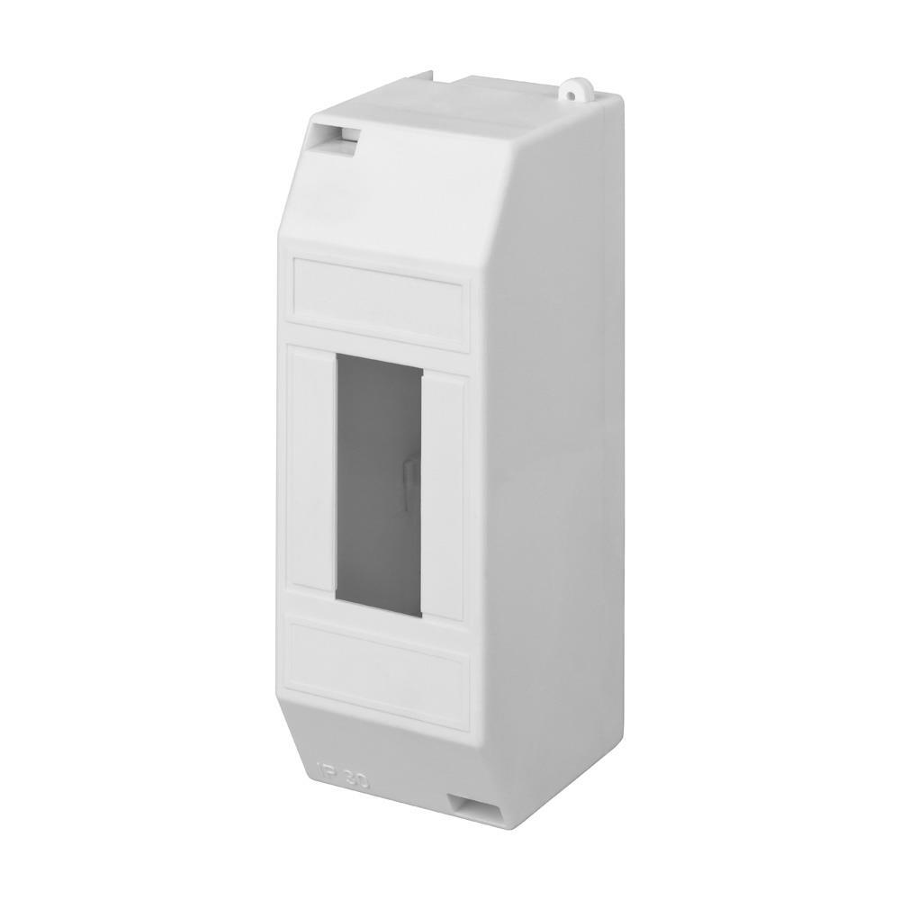 Aufputz Sicherungskasten Verteilerkasten Aufputzverteiler 2 Module IP30,Elektro-Plast,0639-21, 5902431691923