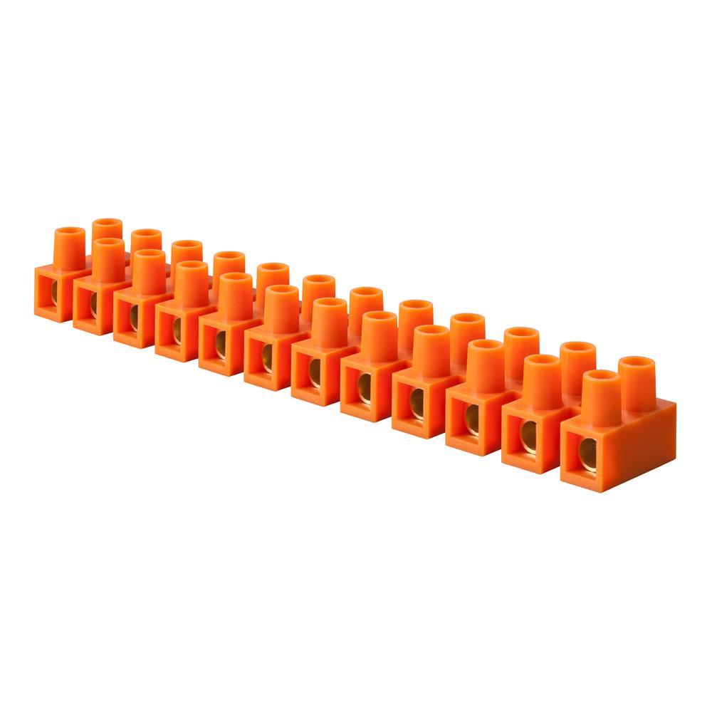 Lüsterklemmen 12-polig Listerklemmen 2,5mm² Verbindungsklemmen Klemme,Elektro-Plast,0930-00, 5909000696006