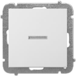 Unterputz Wechselschalter Beleuchtet 10A weiß Premium serie SENTIA,Elektro-Plast,1425-10, 5906868430780