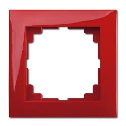 Universal Rahmen 1-fach rot Premium serie SENTIA,Elektro-Plast,1471-59, 5901752630833