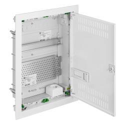 Unterputz VDE Multimedia Kleinverteiler 2-Reihig Verteilerkasten serie MSF RN