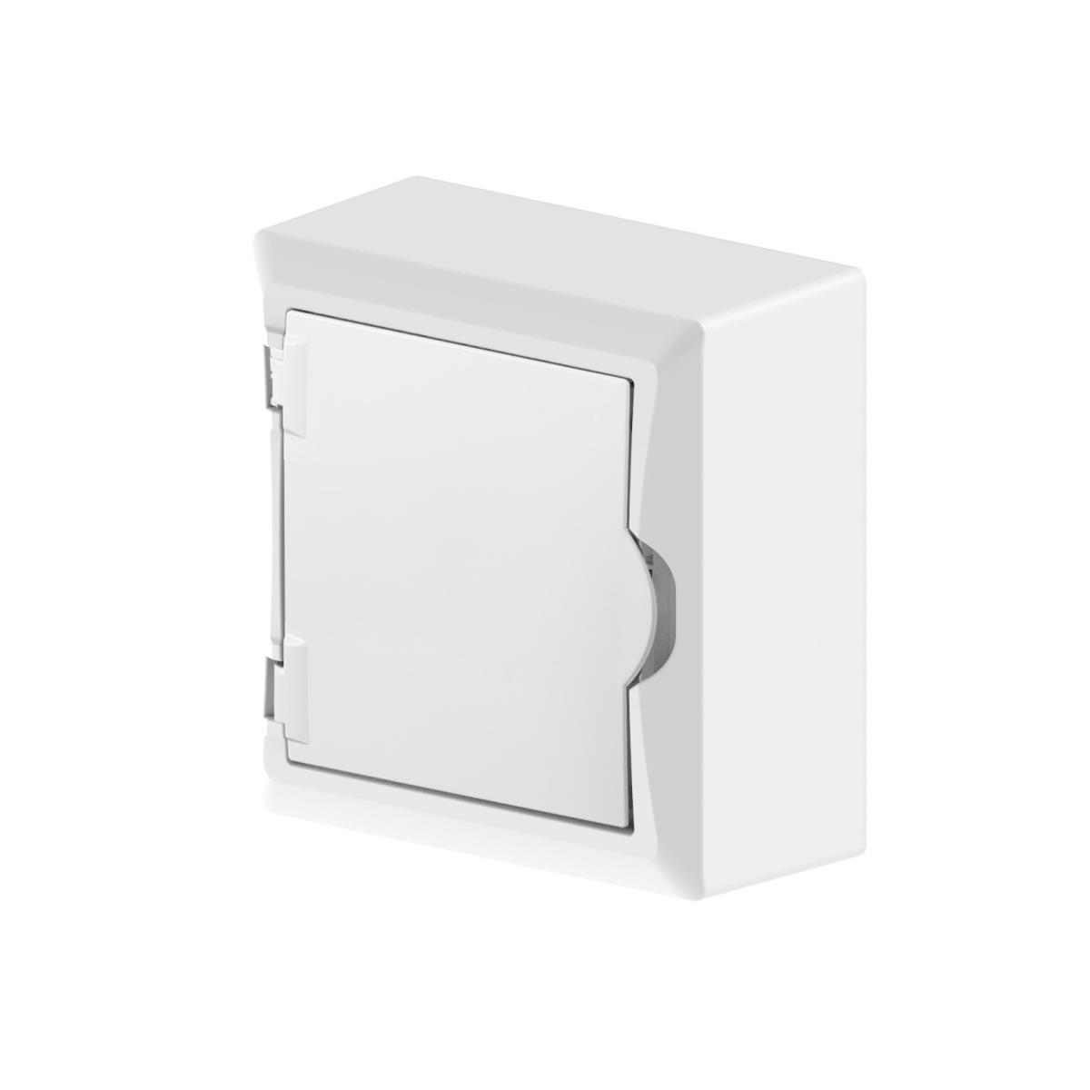 Sicherungskasten Verteilerkasten Aufputzverteiler 6 Module Aufputz IP40,Elektro-Plast,2501-00, 5902012986509