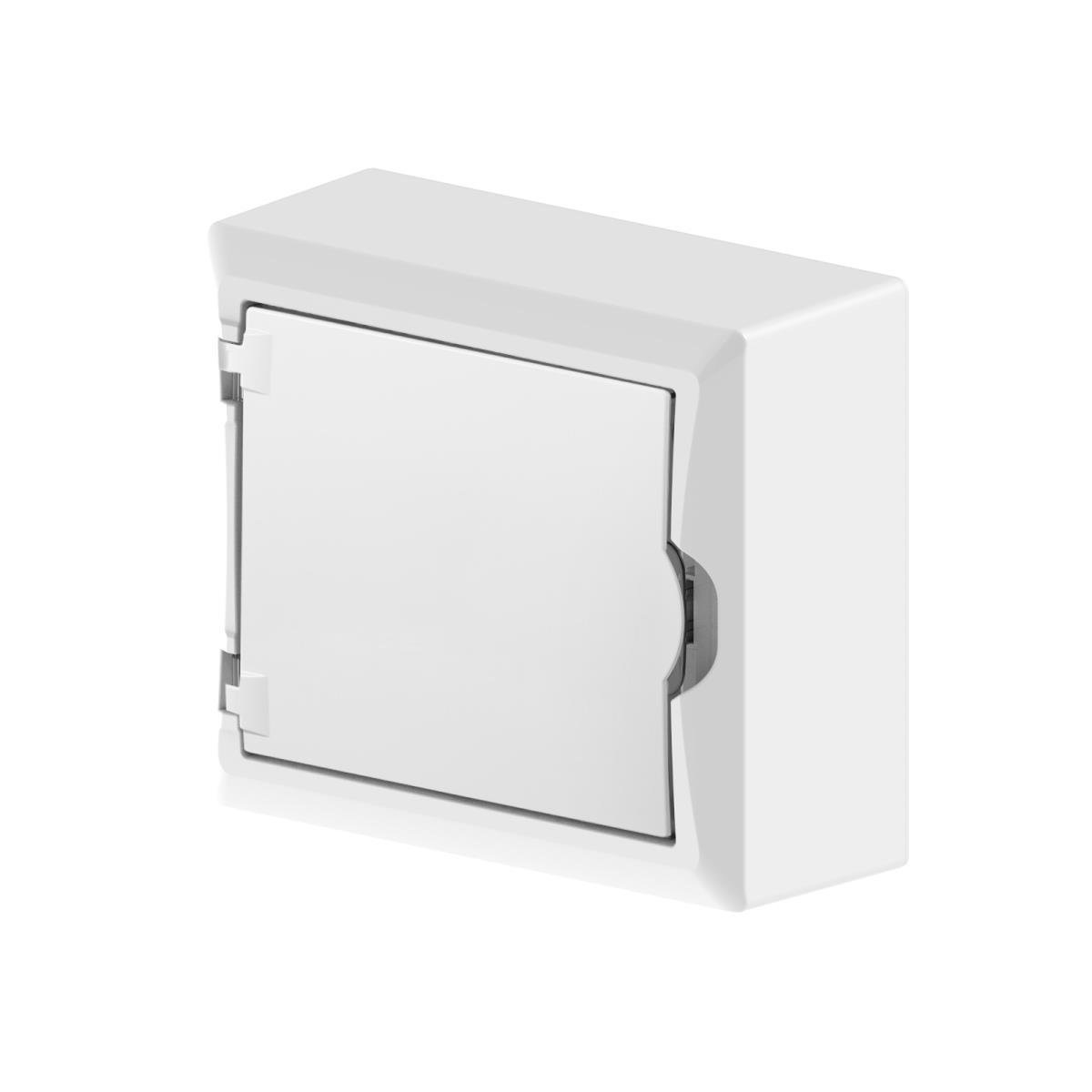 Sicherungskasten Verteilerkasten Aufputzverteiler 8 Module Aufputz IP40,Elektro-Plast,2502-00, 5902012986523