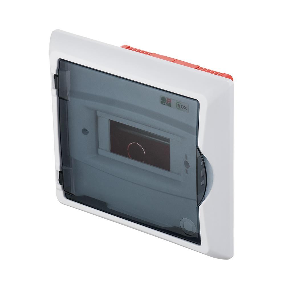 Sicherungskasten Verteilerkasten Unterputzverteiler 6 Module Unterputz IP40,Elektro-Plast,2511-01, 5902431690223