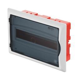 Sicherungskasten Verteilerkasten Unterputzverteiler 12 Module Unterputz IP40,Elektro-Plast,2513-01, 5902431690261
