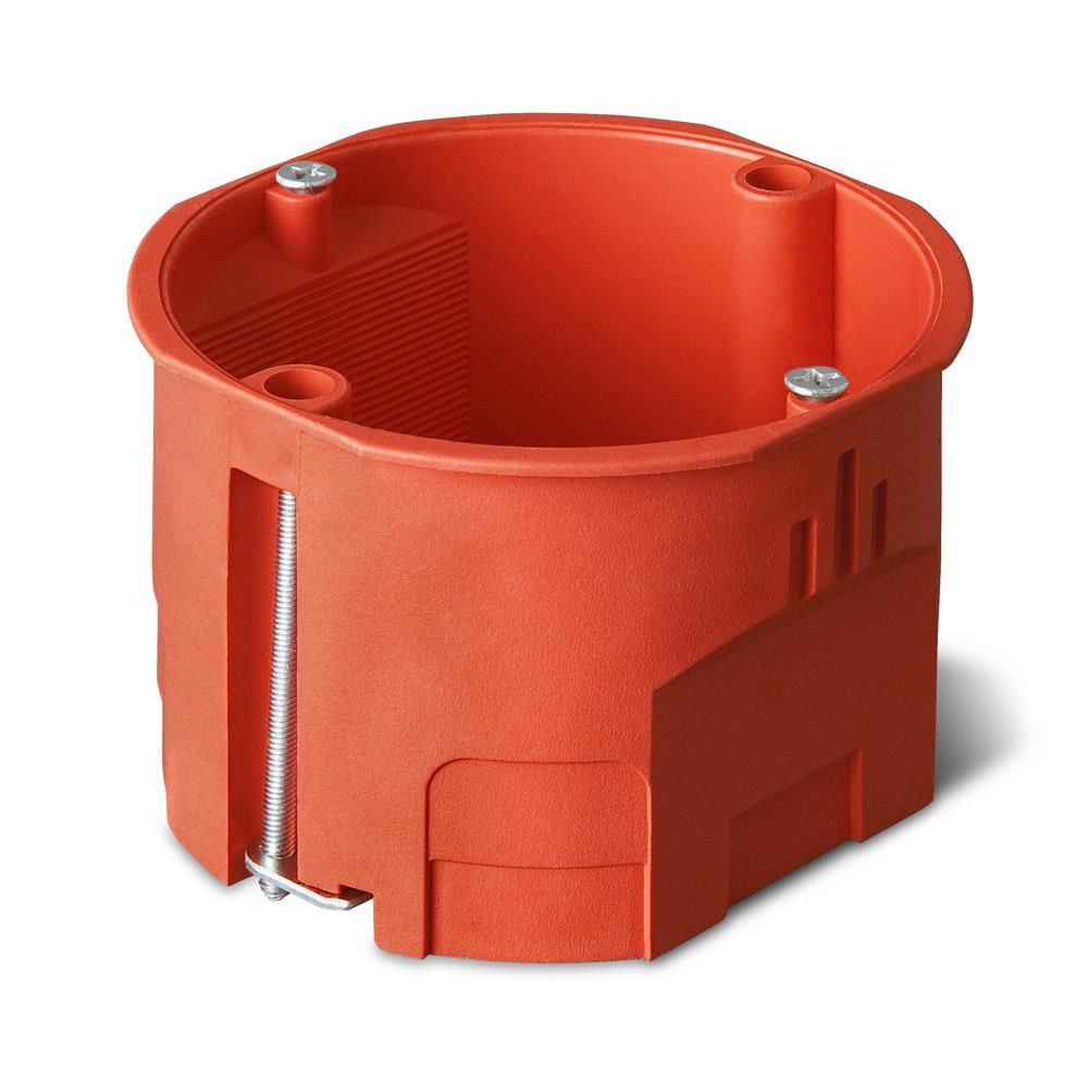 10x Hohlwanddose Abzweigdose Hohlraumdose Schalterdose Ø 60 x 47mm für 68mm Loch,Elektro-Plast,0201-00, 0721947481690