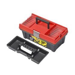 Werkzeugkiste Werkzeugkasten Sortimentskasten Werkzeugkoffer Carbo Line red,patrol,5901238242543, 5901238242543