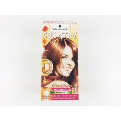 Schwarzkopf Poly Country Colors Toscana Herbstrot 45 Intensiv Tönung 122,5 ml