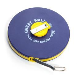 Rollbandmaß 30 m Kapselmaßband Rollmaßband Kapselbandmaß Bandmaß Maßband Band,Great Wall,50895168, 6912980250020