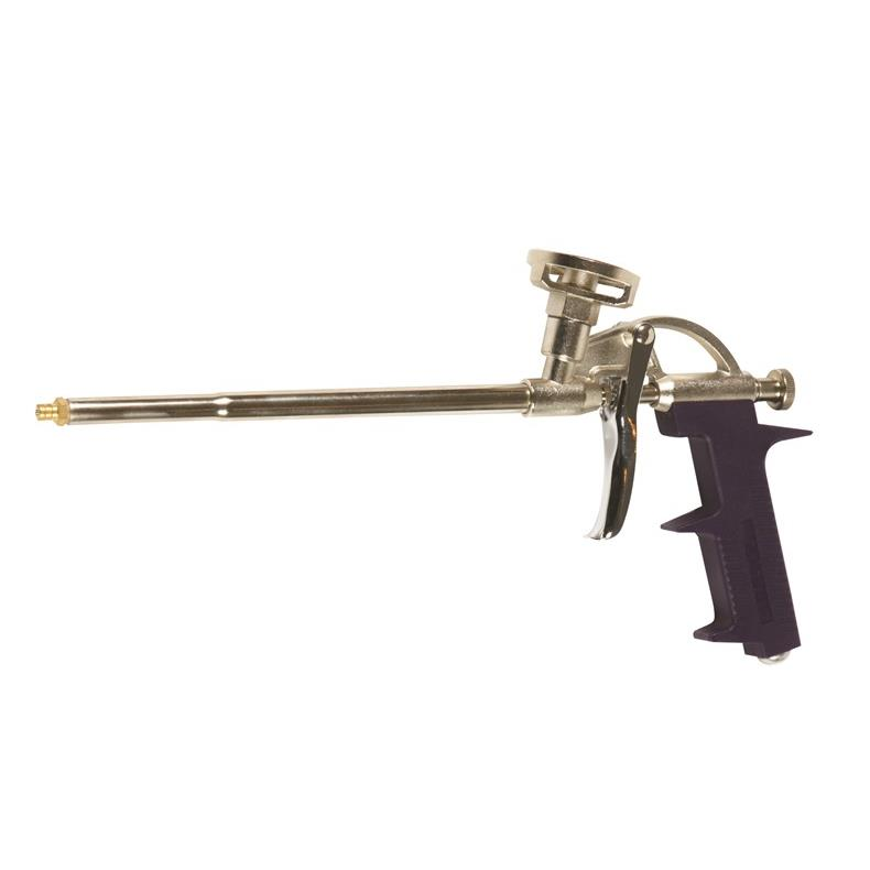 Schaumpistole Dosierpistole aus Metall PU Bauschaumpistole Pistole,Briko,51090751, 2000510907514