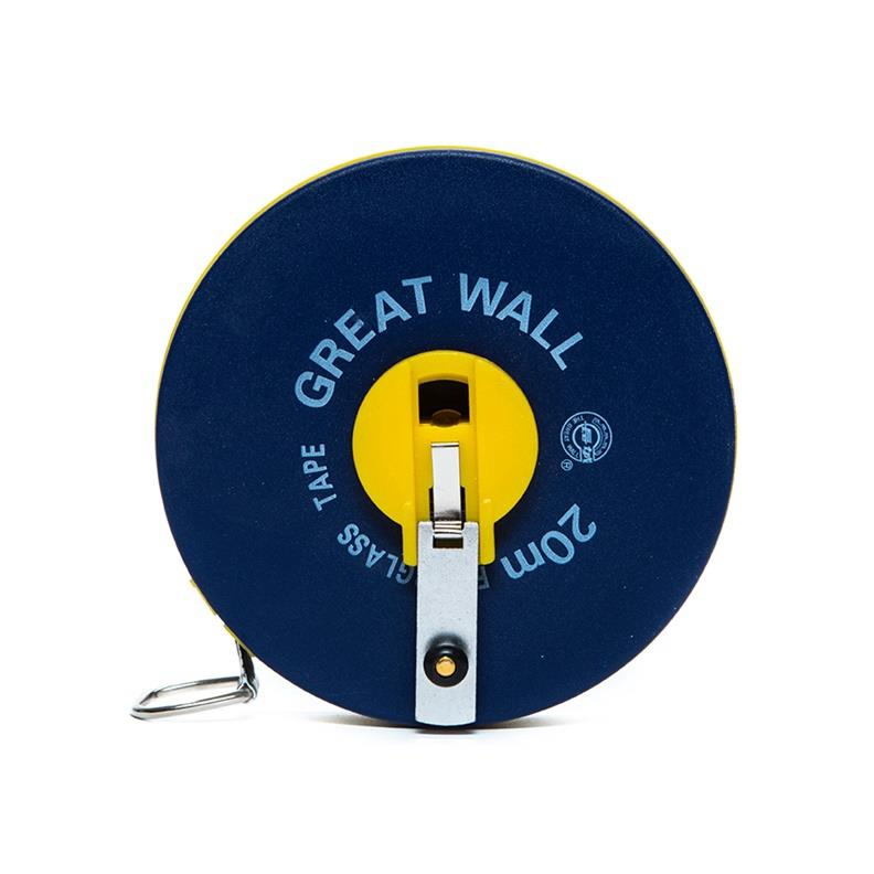 Rollbandmaß 20 m Kapselmaßband Rollmaßband Kapselbandmaß Bandmaß Maßband Band,Great Wall,50895162, 6912980250013