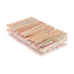 20 Stück Wäscheklammern Holzklammern Klammern Klammer Wäschehalter,york,51038828, 5903355003854