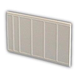 4x Abdeckstreifen Abdeckung Blindstreifen für Verteiler Sicherungskasten EP-LUX,ELEKTRO-PLAST,3301-00, 0791266464483