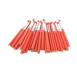 36 Stück Zimmermannsbleistift 180 mm Bleistift Anreißbleistift Baubleistift