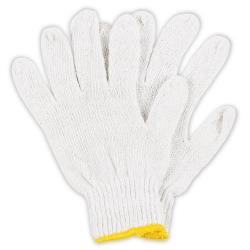 12 Paar Arbeitshandschuhe Gartenhandschuhe Baumwolle Handschuhe mit Noppen Weiss,Gardening,GB54, 4772013082095