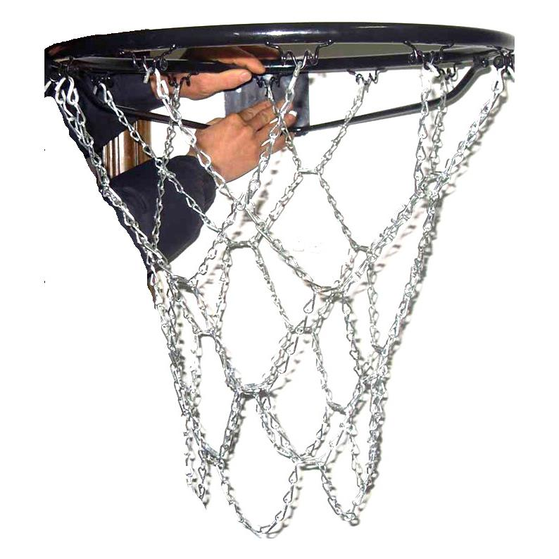 Metall Basketballnetz Metallbasketballnetz verzinkt Metallnetz Kettennetz ,UAB,000051075792, 4770364260094