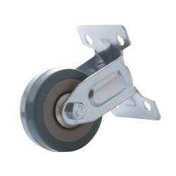 Bockrolle 50mm mit Gummi Rad, Transportrollen, Möbelrollen Laufrollen,Vagner SDH,2000506152218, 2000506152218