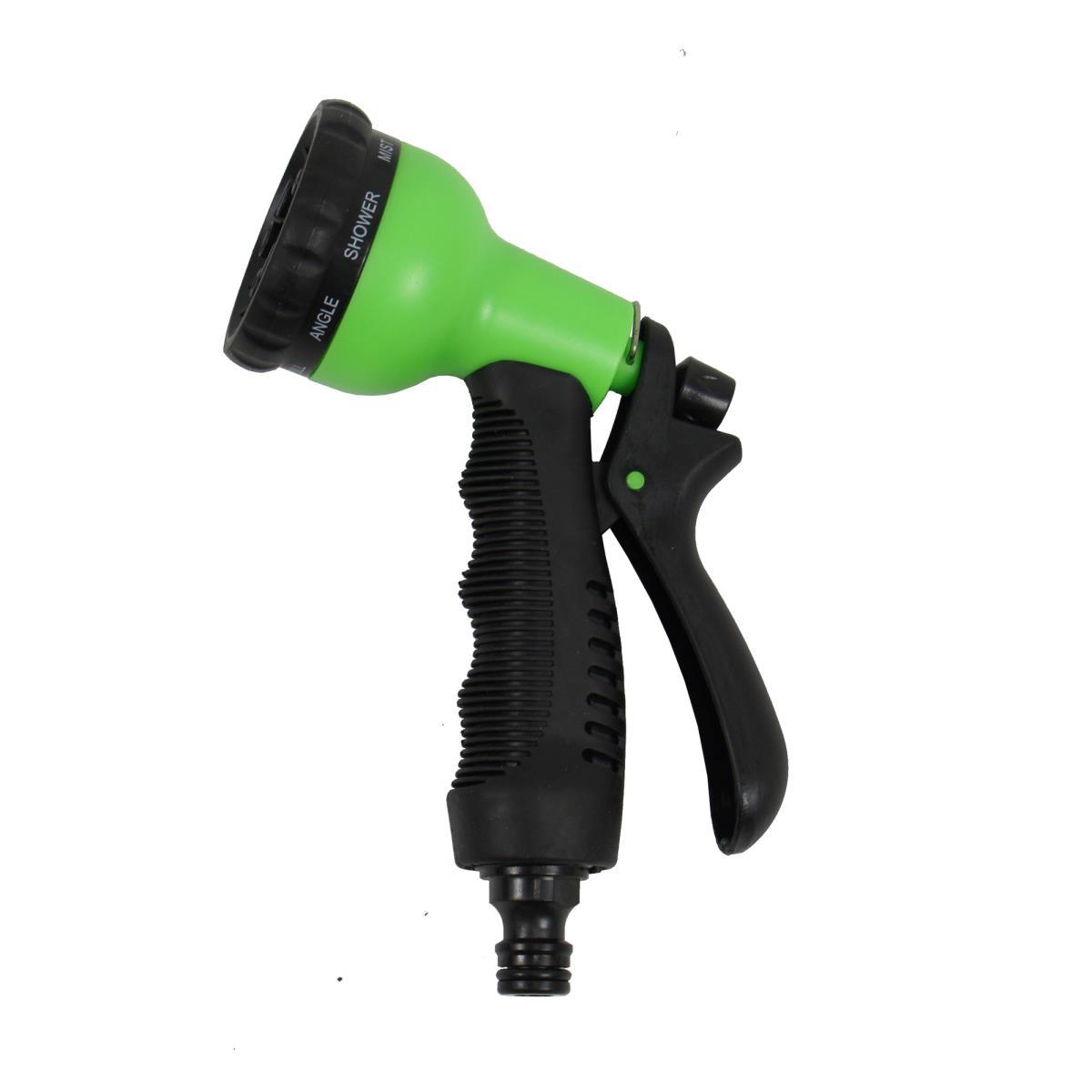 Gartenschlauch Multifunktion-Pistolensprenger mit 8 Funktionen für Garten,OKKO,YM7202, 4772013035527
