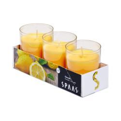 Citronella Duftlichter Anti Mücken Kerzen Teelichter Outdoor Mückenabwehr
