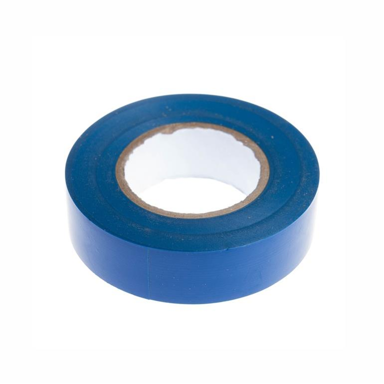 Elektriker Klebeband Isolierband Isoband - Blau 19mm x 20m,OKKO,IZOBLUE20, 4772013050605