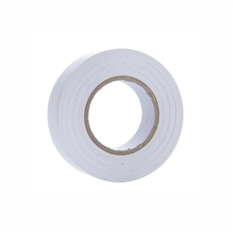 Elektriker Klebeband Isolierband Isoband - Weiß 19mm x 20m,OKKO,IZOWHITE20, 4772013050797
