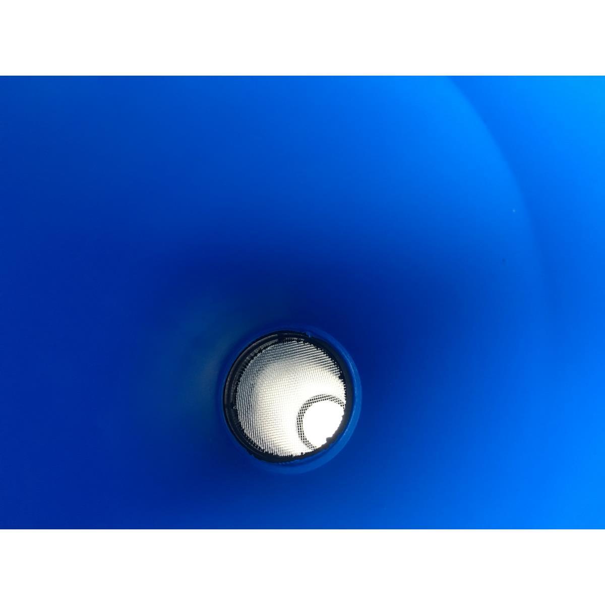 Einfülltrichter Fülltrichter Kunststoff Trichter mit Metallsieb Ø 12 cm ,noname,000051012352, 5904720091025