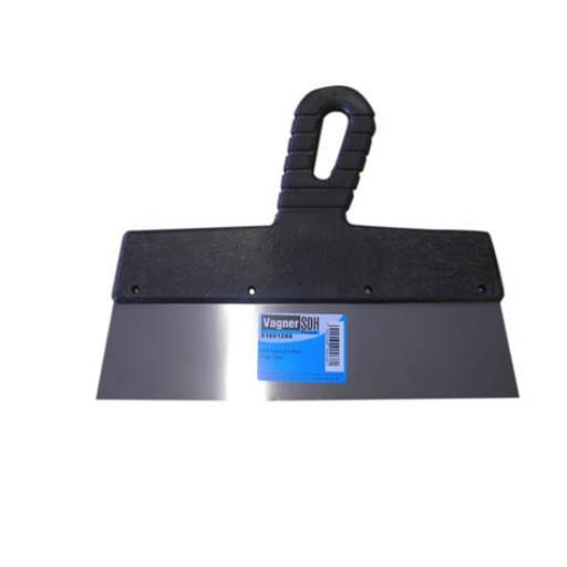 Malerspachtel 250mm Flächenspachtel Spachtel mit Kunststoffgriff rostfrei,Vagner SDH,5902060902681, 5902060902681