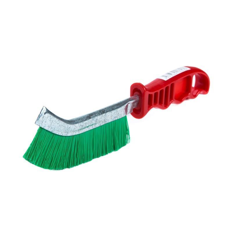 Reinigungsbürste 250mm Universal Bürste Rot / Grün,FALCON,4770364136436, 4770364136436