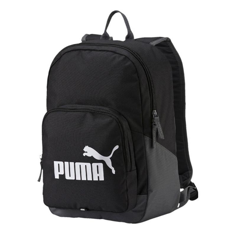 Puma Phase Backpack Rucksack Tasche Sport Freizeit Schule Reise schwarz 073589 ,Puma,000051165674, 4055262367299