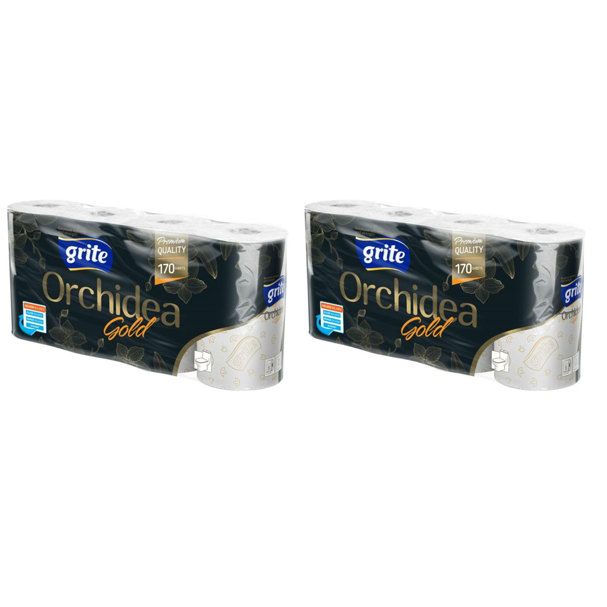 32x Toilettenpapier 0,59€//Stk. 3-lagiges Klopapier Super Soft 252 Blatt