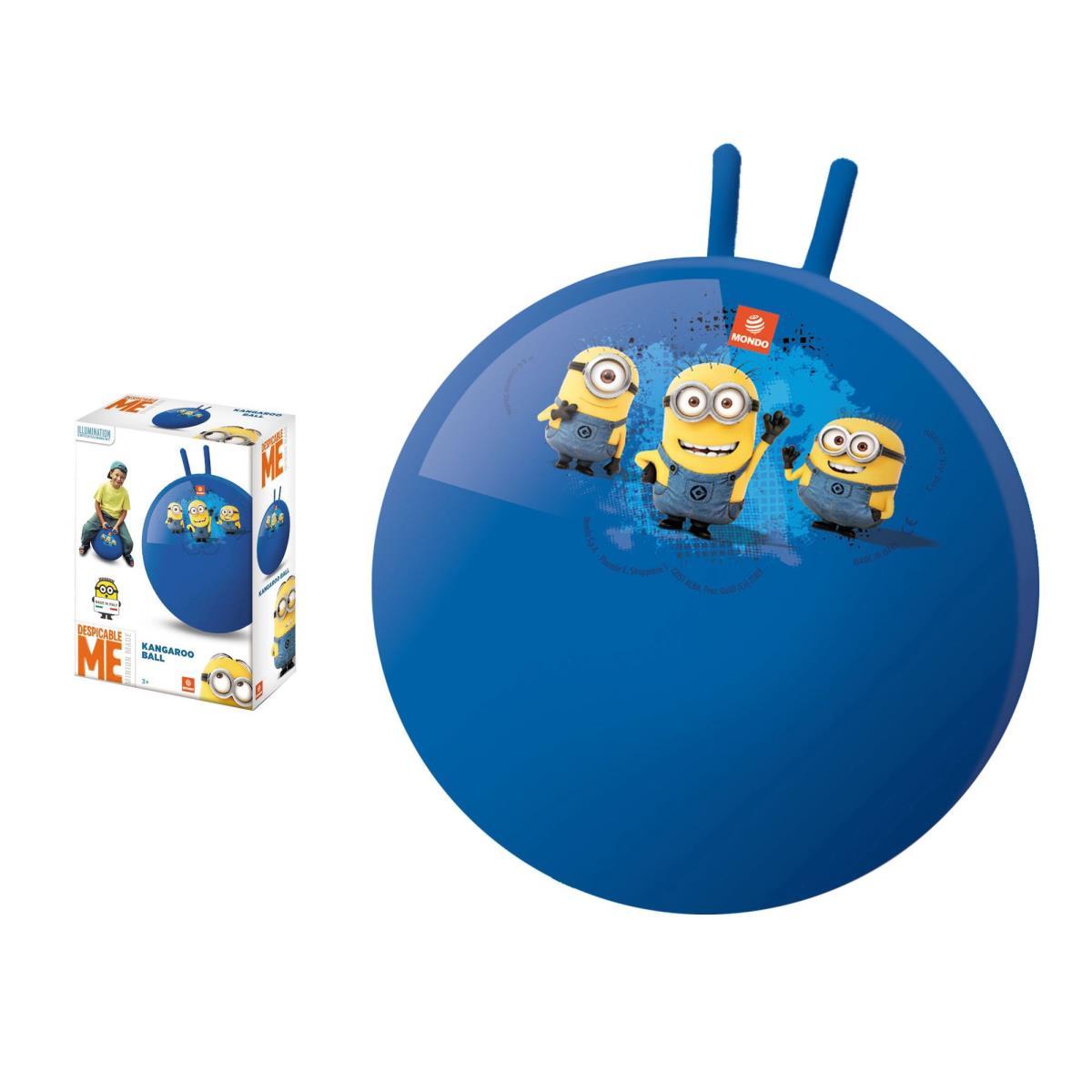 Hüpfball mit Griffen für Kinder Ø 50 cm Sprungball Gymnastikball Springball,Mondo,000051210631, 8001011069897