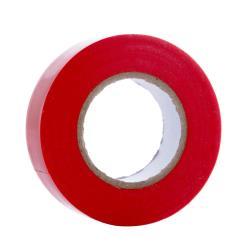 10 Rollen Elektriker Klebeband Isolierband Isoband - Rot 19mm x 20m