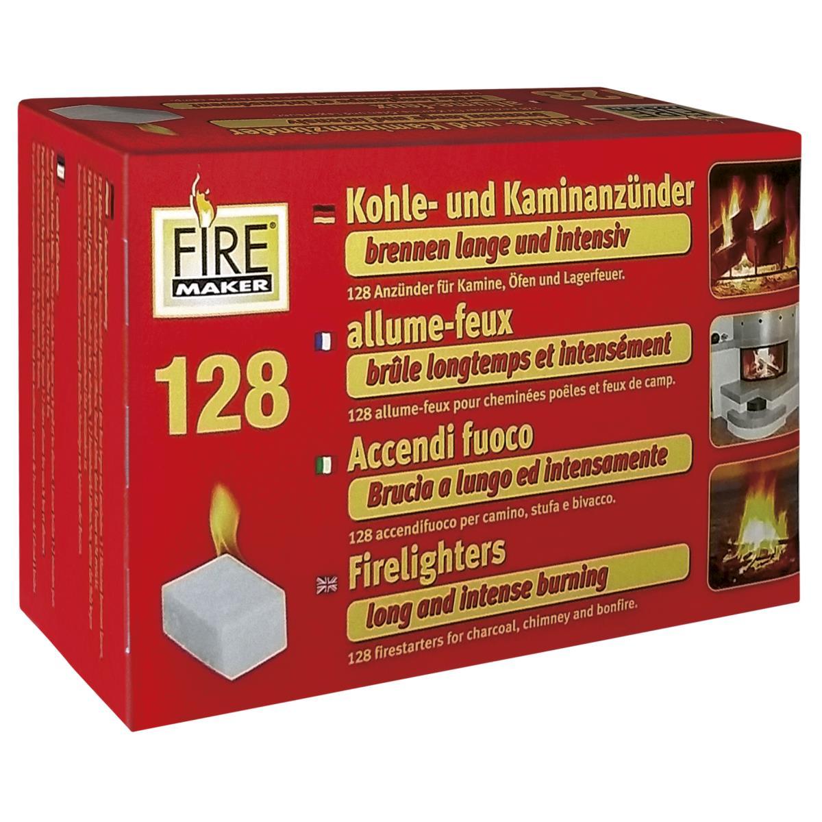 Anzündwürfel Kaminanzünder Ofenanzünder Kohleanzünder Holzanzünder Kaminholz ,K M,0000216, 4004753902167