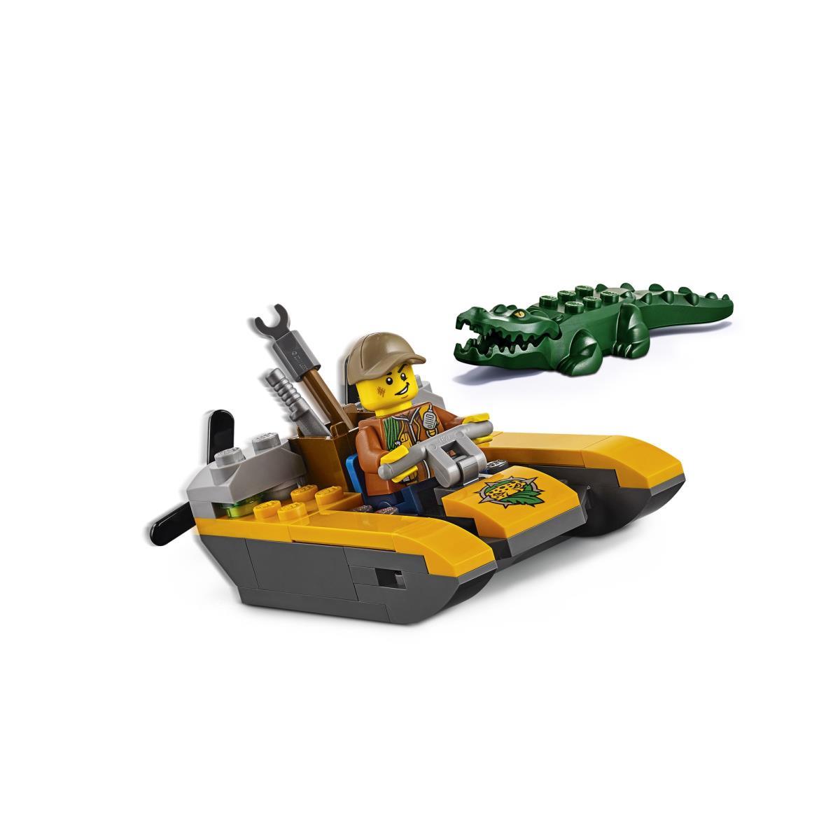 LEGO City 60157  Dschungel Starter Set,Lego,000051331784, 5702015866033