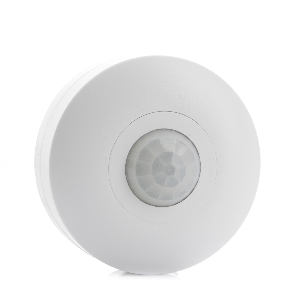 Bewegungsmelder Decke 360° für Innen LED IP20 Weiss bis 6m ST05A,Vagner SDH,ST05A-W, 4770364202452
