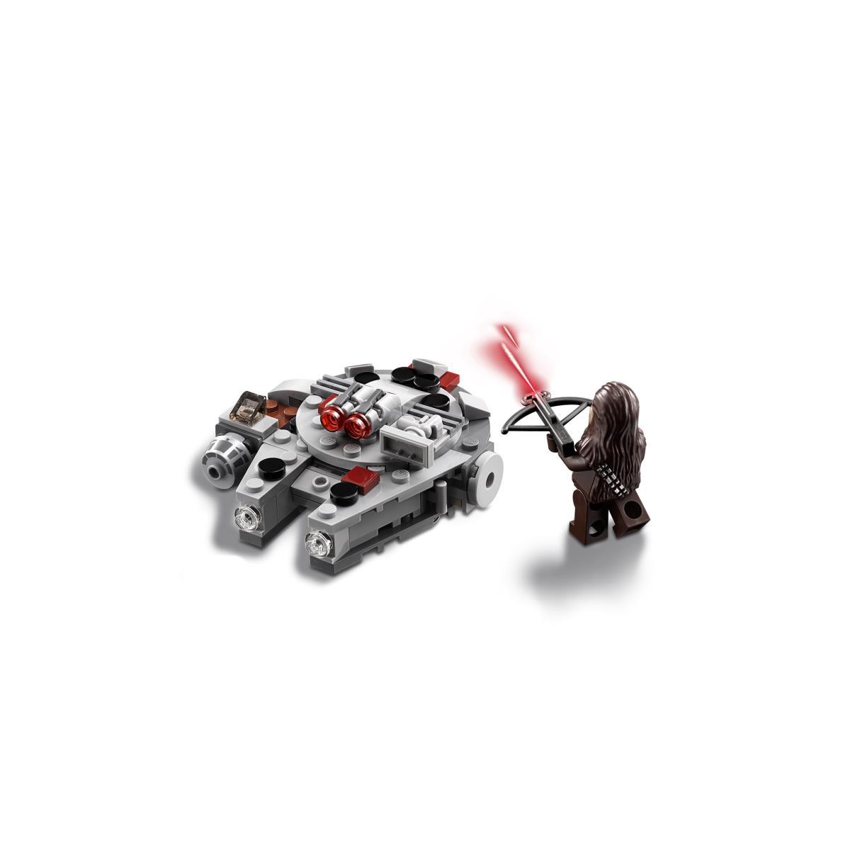 LEGO Star Wars 75193 Millennium Falcon Microfighter,Lego,000051353836, 5702016109870