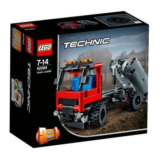 LEGO Technic 42084 Absetzkipper LKW ,Lego,000051353785, 5702016093988