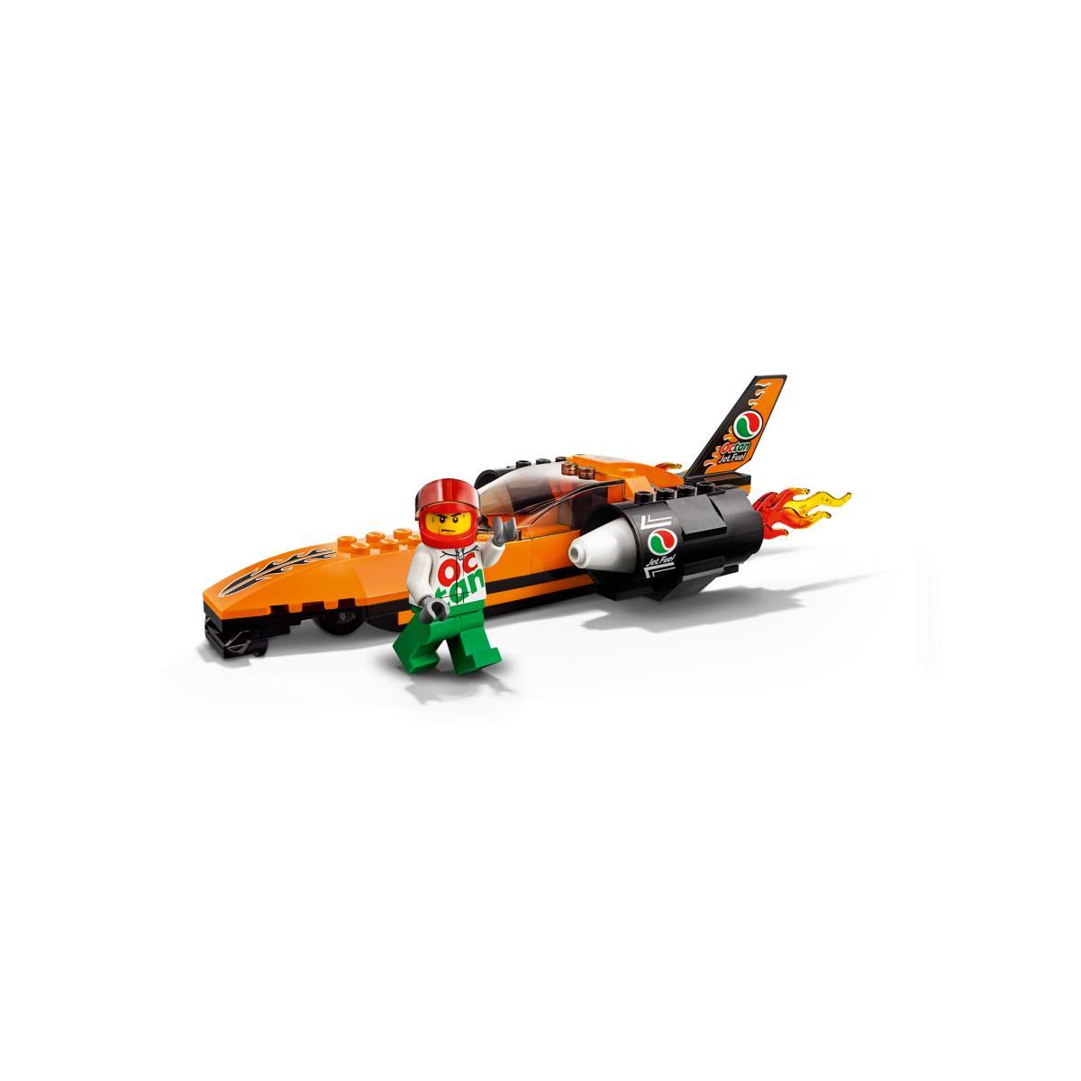 LEGO City 60178 Raketenauto,Lego,000051353794, 5702016075168