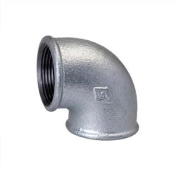 "Temperguss verzinkt Winkel 90° IG 1/2"" x IG 1/2""  Fitting Gewindefittings,JINAN MEIDE,4770364149870, 4770364149870"