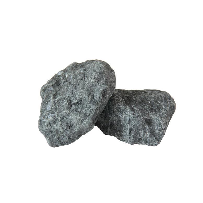 20 kg Gabro Diabas Saunasteine 7-15 cm Aufgusssteine Dampfsteine Ofensteine ,Flammifera,000051193196, 4627077200025