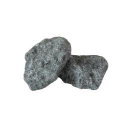 20 kg Gabro Diabas Saunasteine 7-15 cm Aufgusssteine Dampfsteine Ofensteine