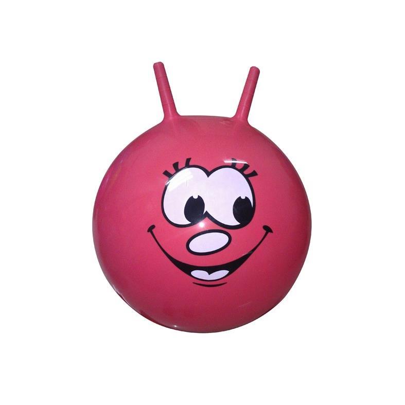 Hüpfball mit Griffen für Kinder Ø45cm Sprungball Gymnastikball Springball,Live Up,LS3229, 4772013022640