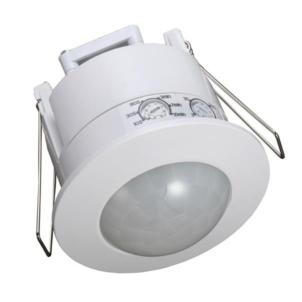 Bewegungsmelder Unterputz Decke 360° für Innen LED IP20 Weiss ST41,Vagner SDH,ST41, 4770364202469