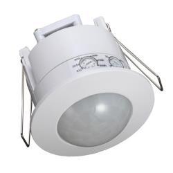 Bewegungsmelder Unterputz Decke 360° für Innen LED IP20 Weiss ST41