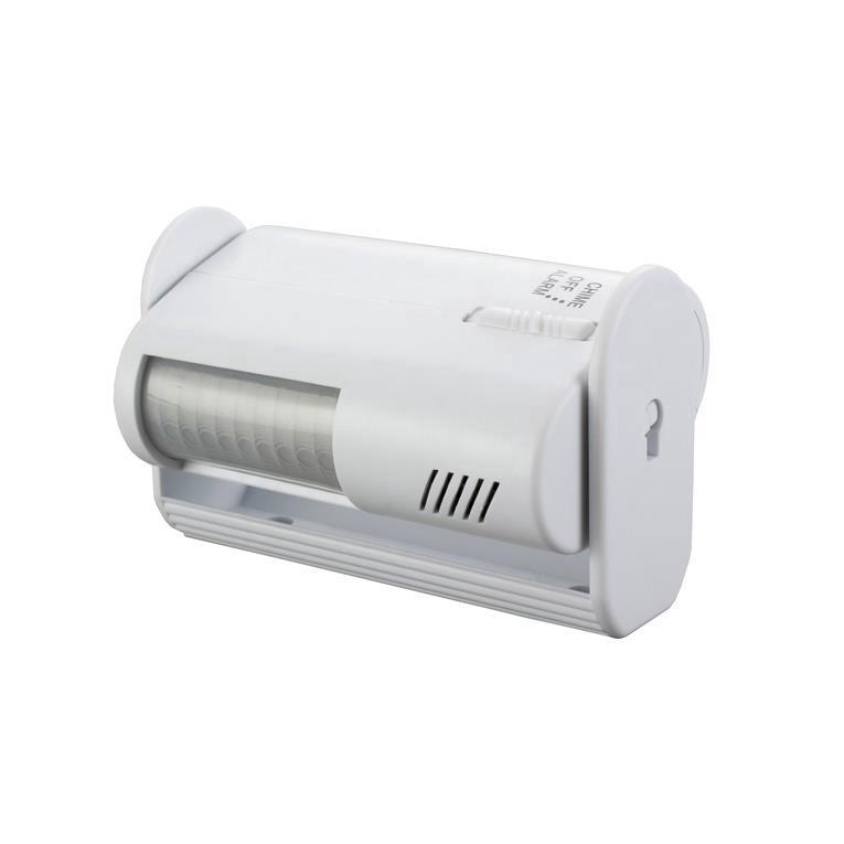 Bewegungsmelder mit Alarm 60° für Innen IP20 Weiss ST96,Vagner SDH,ST96, 4770364202520