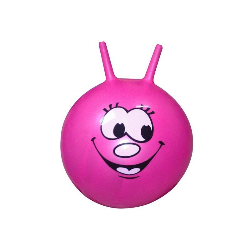 Hüpfball mit Griffen für Kinder Ø37,5cm Sprungball Gymnastikball Springball,Live Up,LS3229-P, 4770364092787